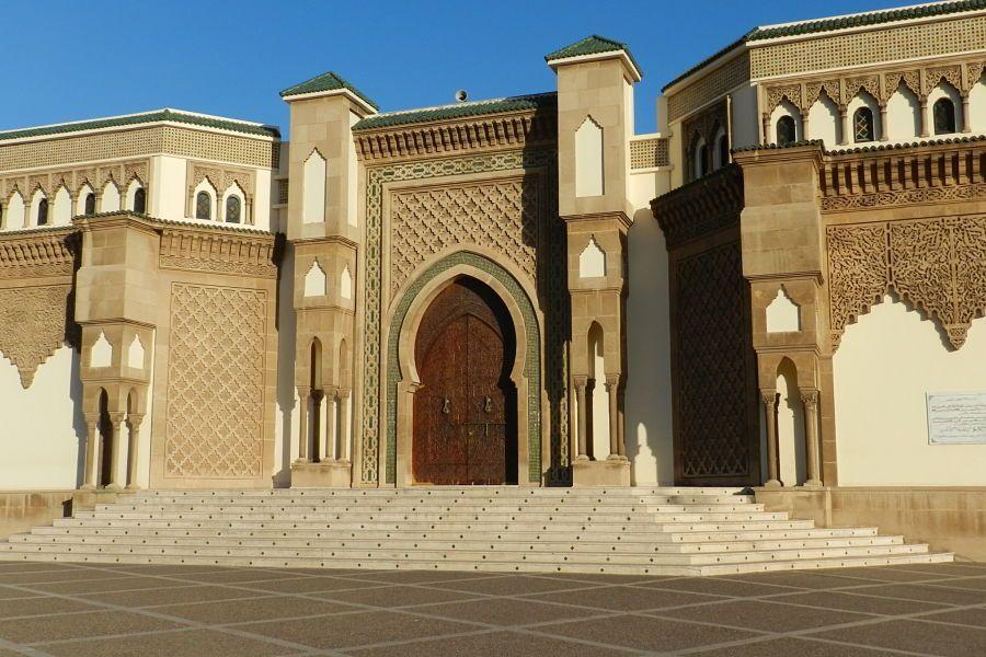 Agadir-mosque